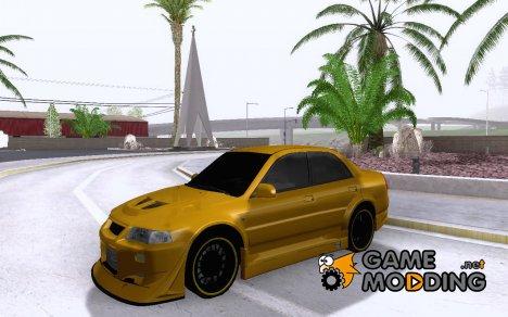 Mitsubishi Evo VI Veilside/Tuning for GTA San Andreas