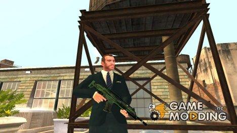 SCAR for GTA 4