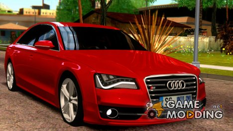 Audi S8 2013 для GTA San Andreas