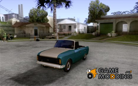 Москвич 412 Cabrio for GTA San Andreas