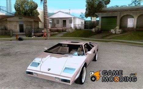 Lamborghini Countach LP400 for GTA San Andreas