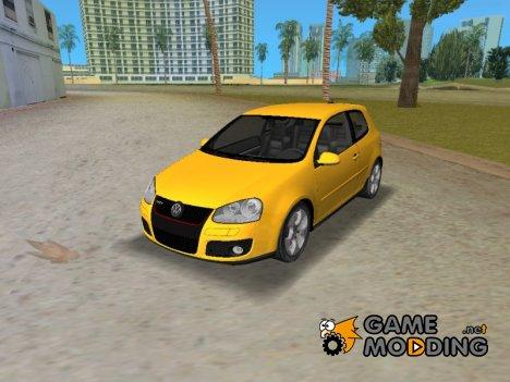 Volkswagen Golf V GTI for GTA Vice City