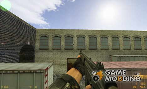EZ_Jamin G3 on ManTuna anims для Counter-Strike 1.6
