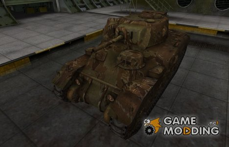 Американский танк Ram-II для World of Tanks