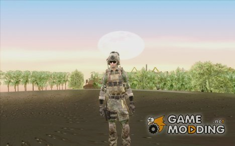 Ranger из Call Of Duty Ghosts for GTA San Andreas