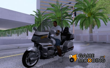 Honda Goldwing GL 1500 1990 г. for GTA San Andreas