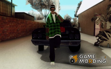 Ryder Compton for GTA San Andreas