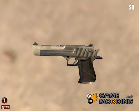 Desert Eagle HD for Mafia: The City of Lost Heaven