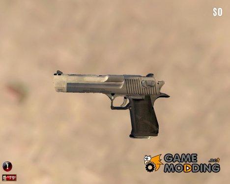 Desert Eagle HD для Mafia: The City of Lost Heaven
