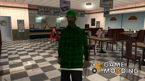 Grove street boy for GTA San Andreas