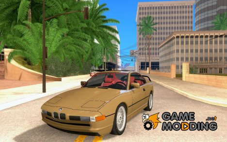 BMW 850i (Бумер Сереги) for GTA San Andreas