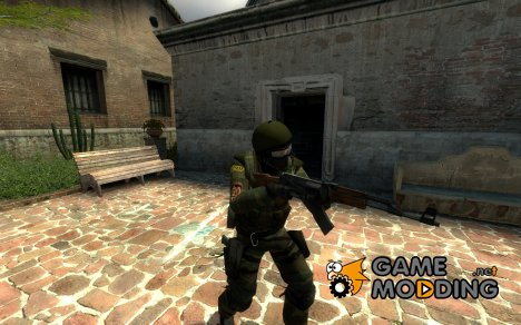 Combat Spetsnaz for Counter-Strike Source