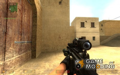 mp5 for Counter-Strike Source