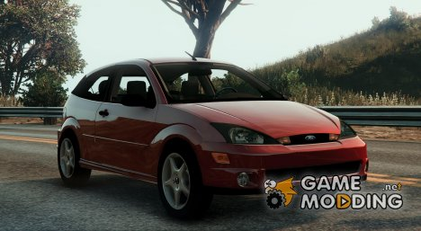 Ford Focus SVT MK1 v1.1 for GTA 5