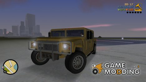Patriot HD for GTA 3