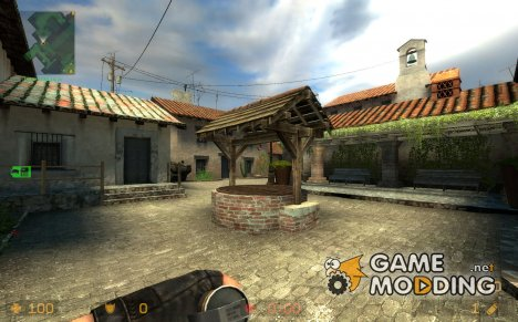 call of duty quick flashbang для Counter-Strike Source