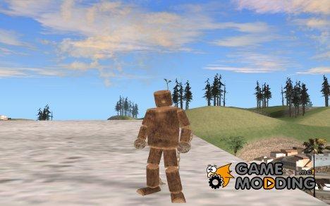 Mokujin for GTA San Andreas