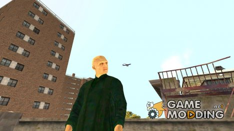 Лорд Волан-де-Морт for GTA 4