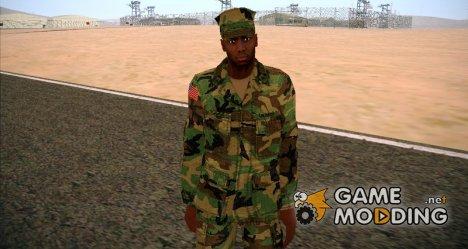 California National GuardSkin 3 for GTA San Andreas