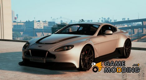 2015 Aston Martin GT12 for GTA 5