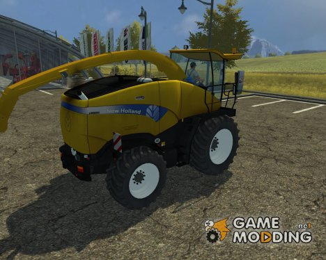 New Holland TIF для Farming Simulator 2013