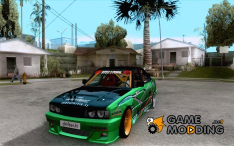 BMW E34 V8 Wide Body for GTA San Andreas