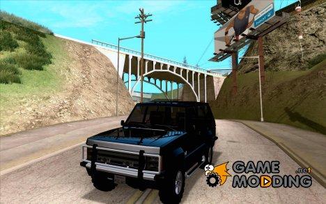 Chevrolet Suburban Crankcase Transformers 3 for GTA San Andreas