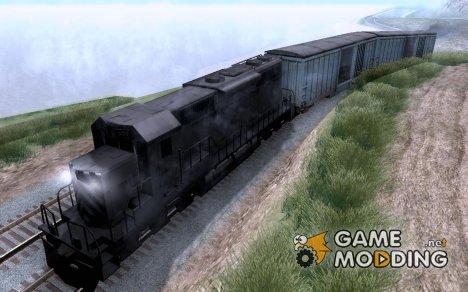 Товарный вагон для GTA San Andreas