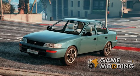 Toyota Corolla 1.6 XEI for GTA 5