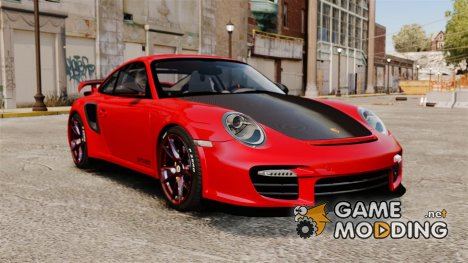 Porsche 997 GT2 2012 Simple version для GTA 4
