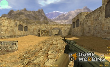 Beryl WZ 96 for Counter-Strike 1.6