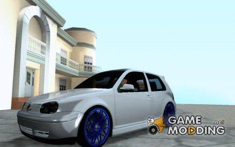 VW Golf R32 V2 для GTA San Andreas