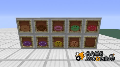 Awesome Donut Mod for Minecraft