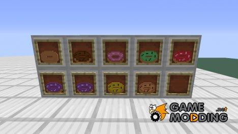 Awesome Donut Mod для Minecraft