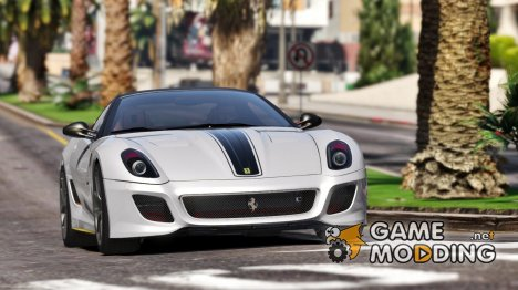 Ferrari 599 GTO 1.6 for GTA 5