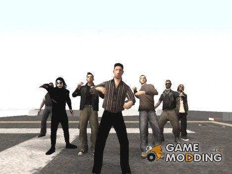 Необычный день из жизни сайта gamemodding.net для GTA San Andreas