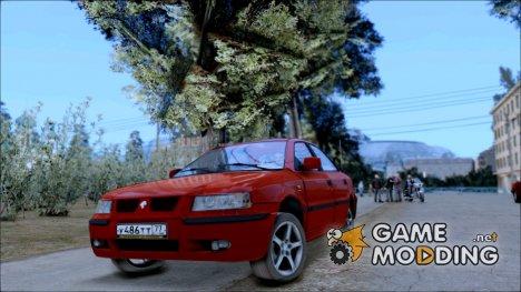 Iran Khodro Samand LX (IVF) for GTA San Andreas