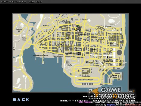 New Map for GTA San Andreas