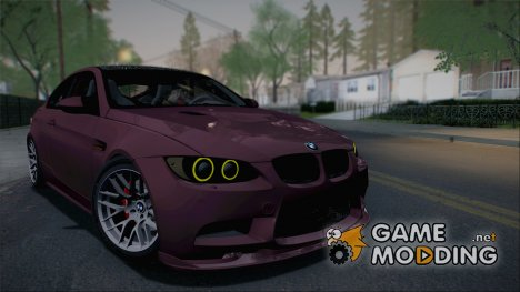 BMW M3 E92 GTS 2012 v2.0 for GTA San Andreas