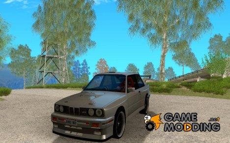 BMW M3 Drift для GTA San Andreas