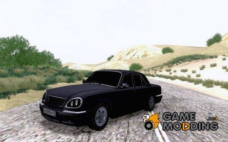ГАЗ Волга 31105 рестайлинг for GTA San Andreas