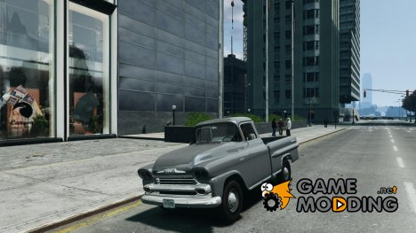Chevrolet Apache Fleetside 1958 для GTA 4