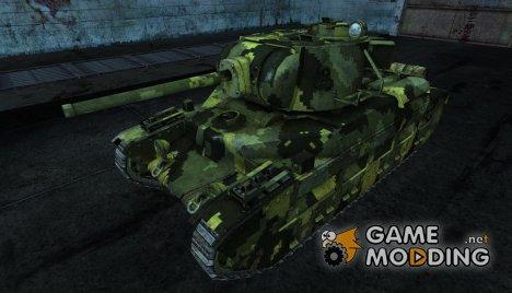 Шкурка для Матильды for World of Tanks