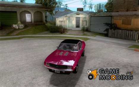 Chevrolet Camaro SS - Stock for GTA San Andreas