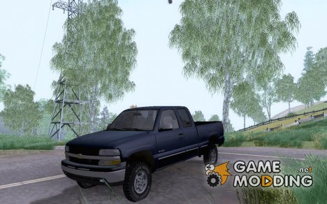 2000 Chevrolet Silverado 1500 Z71 for GTA San Andreas