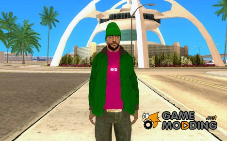 The Grove Street (fam1) for GTA San Andreas