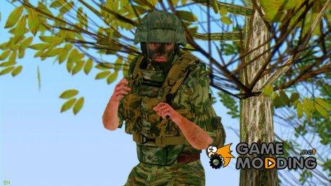 Боец Морской Пехоты для GTA San Andreas