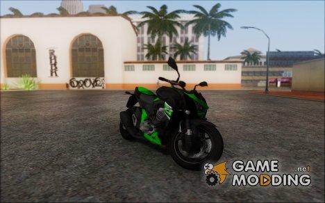 Kawasaki Z800 for GTA San Andreas
