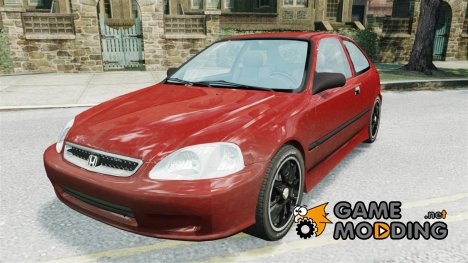 Honda Civic 1996 для GTA 4