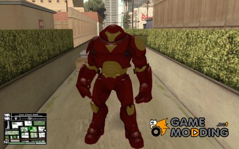 Classic Hulkbuster for GTA San Andreas